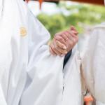 古式ゆかしい和の結婚式