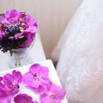 少人数の結婚式の準備