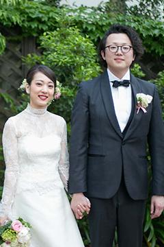 Yusuke&Tsubasaウエディング
